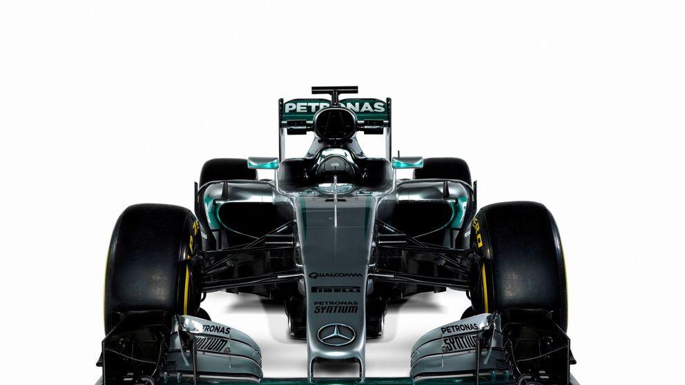 Mercedes presenta su híbrido W07 para defender su liderazgo en la Fórmula 1