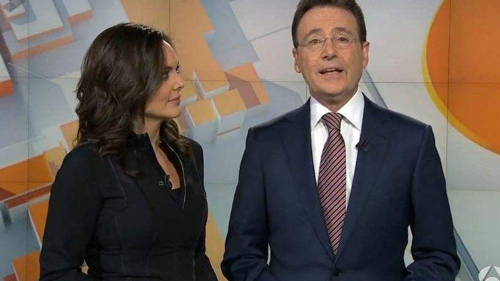 Matías Prats estrena look en su regreso a las Noticias tras meses de baja médica