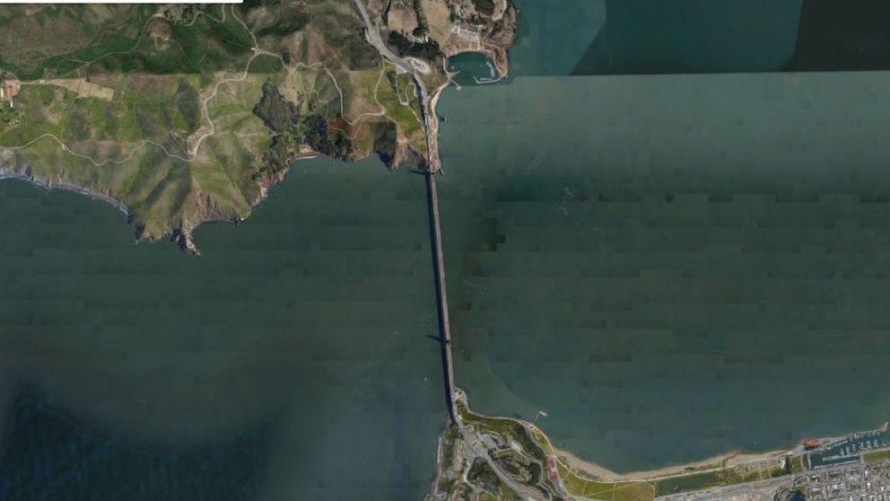 ¿Reconoces estos 30 sitios vistos desde Google Maps?