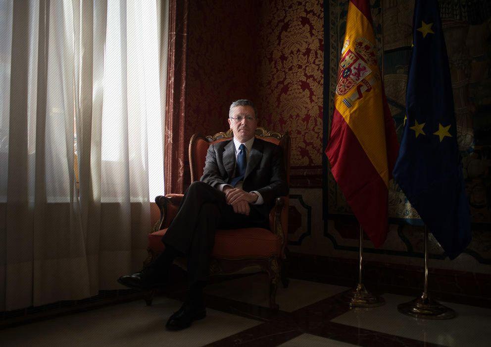 """Foto: Alberto Ruiz-Gallardón: """"El 11-M fue la experiencia más dura de mi vida"""""""