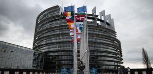 Post de Enfado en Italia porque la Eurocámara 'deja en casa' a sus becarios por el coronavirus