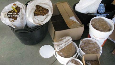 Doce detenidos y más de 26.000 cajetillas de tabaco ilegal intervenidas en Andalucía