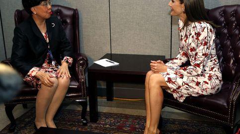 Los halagos que la directora de la OMS le dedica a la Reina Letizia