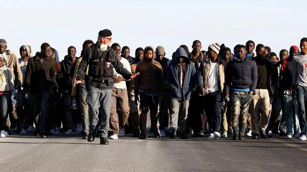 Europa tiene la solución a los Aquarius mandar a los inmigrantes a Albania