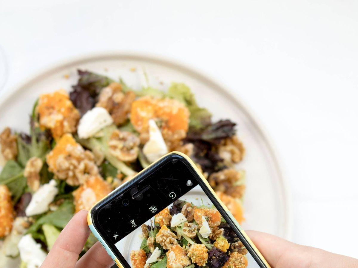 Foto: Con estas 'app' de dietas, será mucho más fácil conseguir tu objetivo y adelgazar. (Social.Cut para Unsplash)