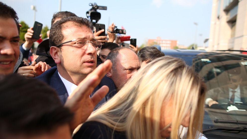 Ekrem Imamoglu, alcalde de Estambul y esperanza de la oposición a Erdogan