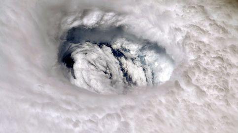 Así se ve Dorian desde dentro: viaje al ojo del huracán que ha arrasado Bahamas