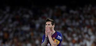 Post de La soledad de Leo Messi en el Barcelona y cómo puede curarse las heridas