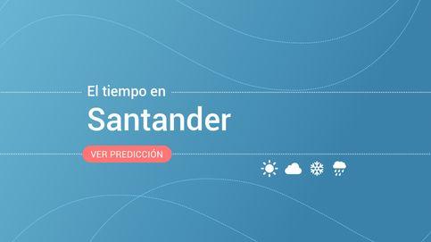 Previsión meteorológica en Santander: alertas por fenómenos costeros y vientos