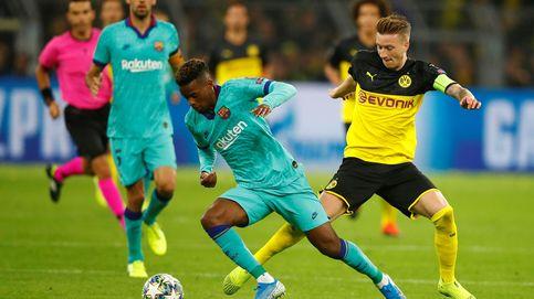 Borussia Dortmund - FC Barcelona en directo: resumen, goles y resultado