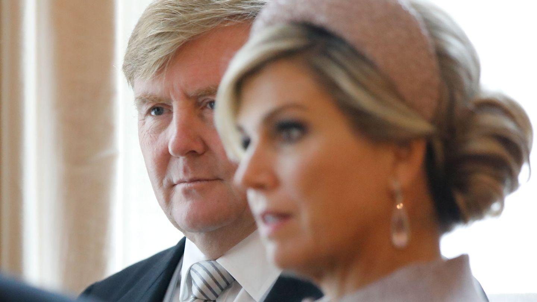 Los reyes de Holanda. (Reuters)