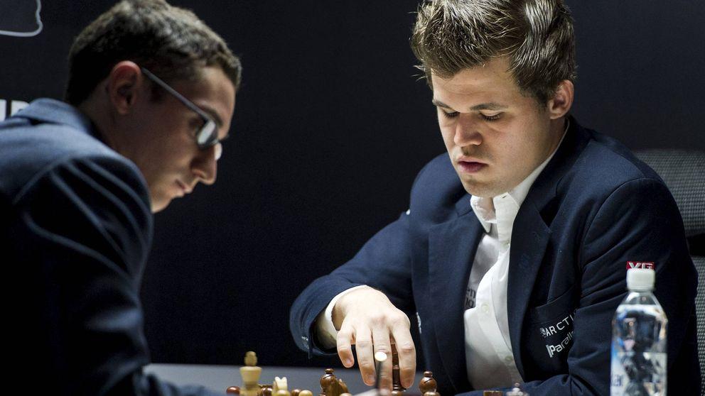Claves del histórico Carlsen - Caruana: la partida de ajedrez del siglo