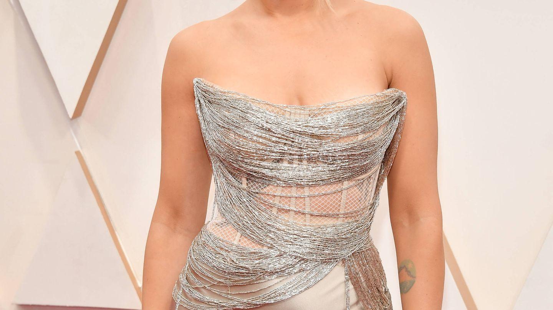 Scarlett Johansson, simplemente preciosa. (Getty)