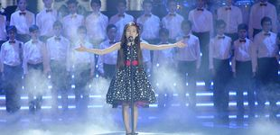 Post de Melani ('La voz kids'), representará a España en 'Eurovisión Junior'
