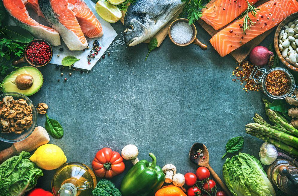 Foto: La dieta mediterránea, una buena opción para prevenir la diabetes. (iStock)