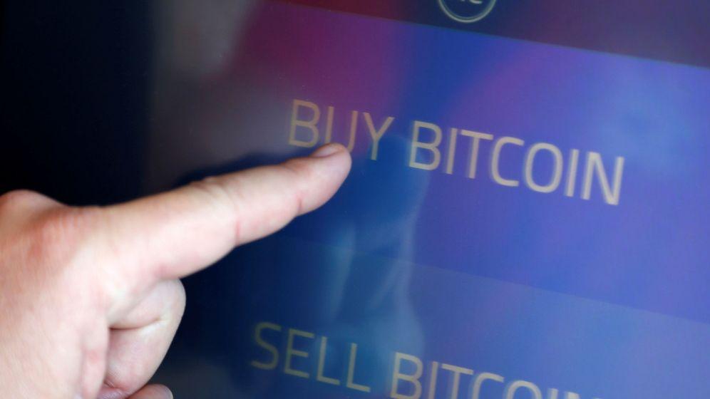 Foto: Primer cajero de bitcoin en California. (Reuters)