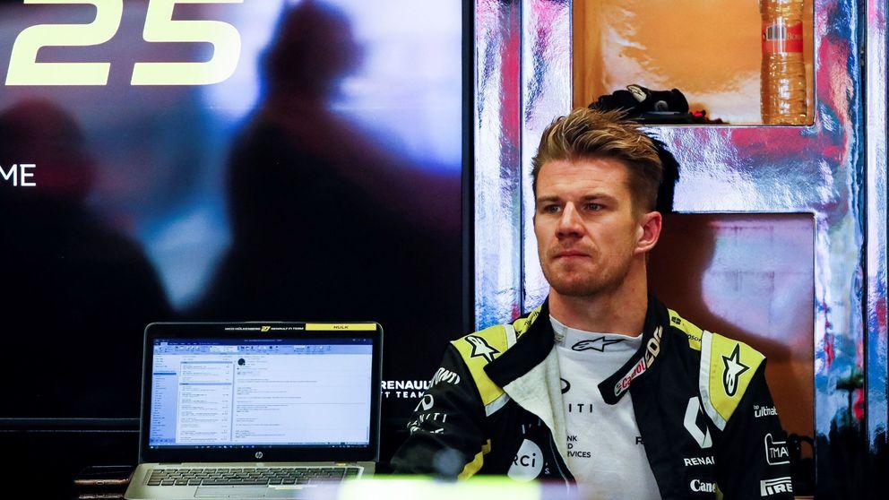 Cómo pasar de ser el quinto mejor pagado de la Fórmula 1 a quedarte fuera y sin coche