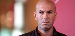 Post de La bomba de Zidane que rompe la tranquilidad dentro del Real Madrid