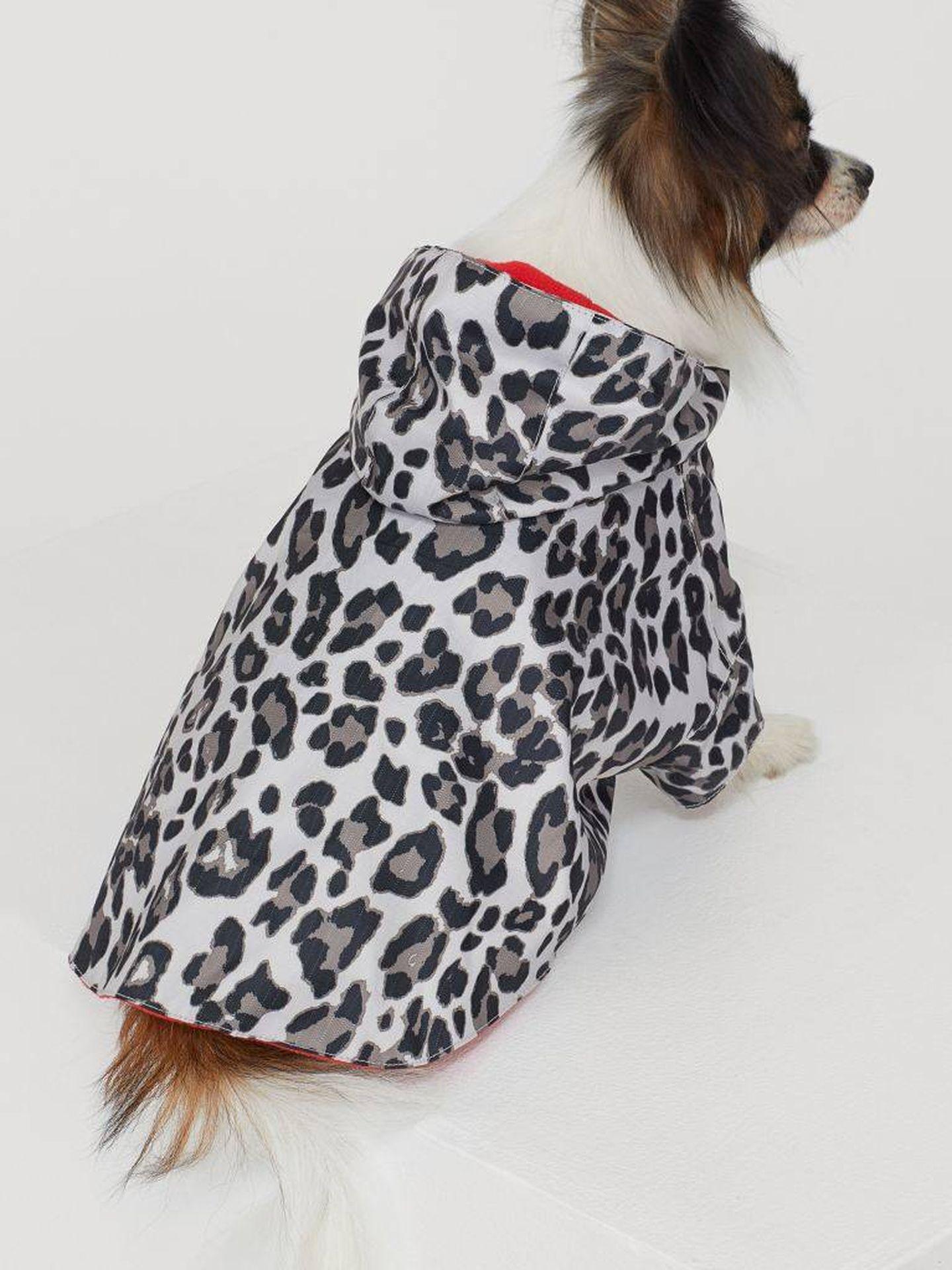 Una chaqueta para perro de HyM. (Cortesía)