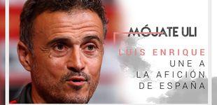 Post de La sorprendente ovación a Luis Enrique une a España para desgracia de los fanáticos