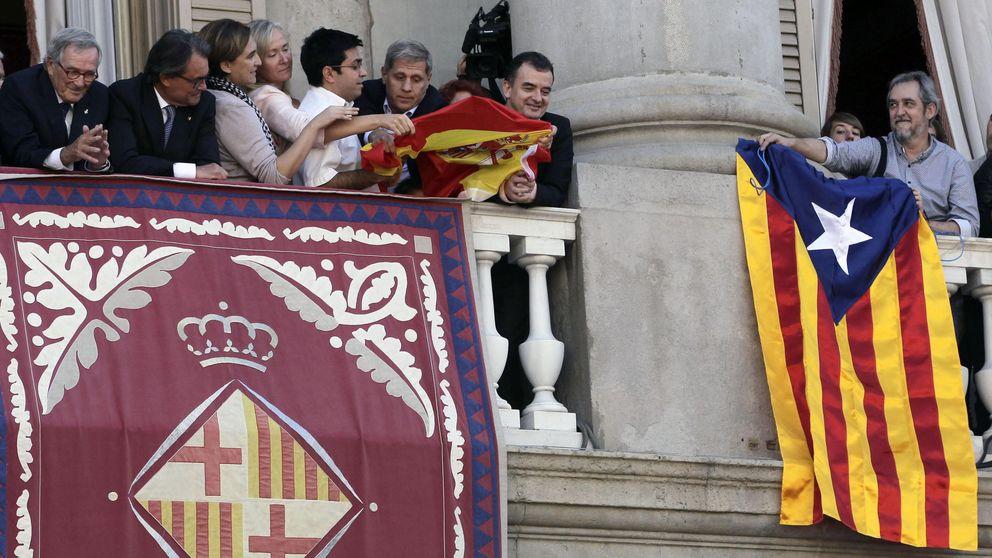 El portavoz de ERC en Barcelona: El 1 de octubre hubo un segundo ataque terrorista