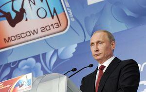 Rusia aceptaría una acción militar si Al Asad usó armas químicas