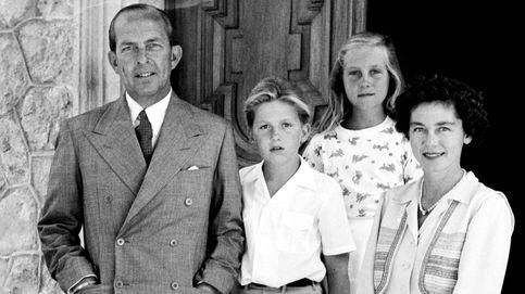 La reina Sofía: 56 años sin su padre, el rey Pablo de Grecia, al que siempre veneró