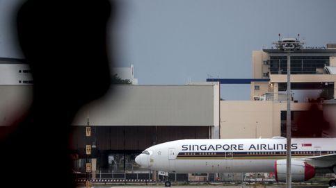 Singapore Airlines descarta su plan para ofrecer vuelos a ninguna parte