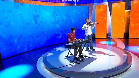 Nacho Mangut y Pablo Díaz sorprenden al interpretar el 'Canon de Pachelbel'