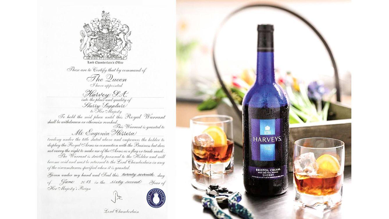 Foto: Harveys ostenta el Royal Warrant de la monarca desde 1969.