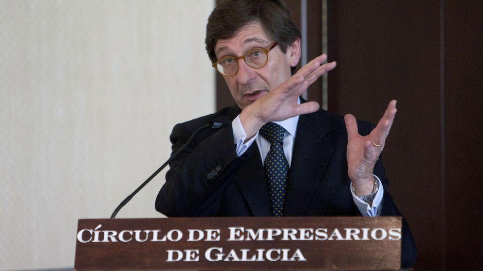 Goirigolzarri aplaza la posible fusión entre Bankia y BMN a mediados de 2017