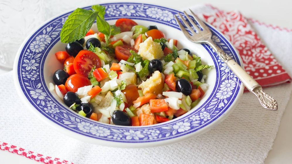 Foto: Un plato de antes... a la italiana