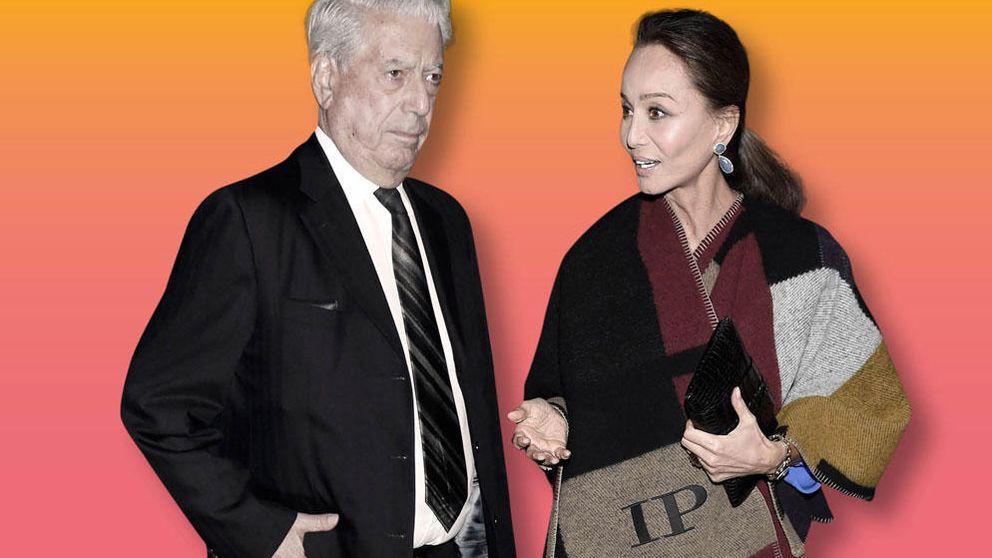 Isabel,  Vargas Llosa y los motivos por los que es mejor vivir en pecado
