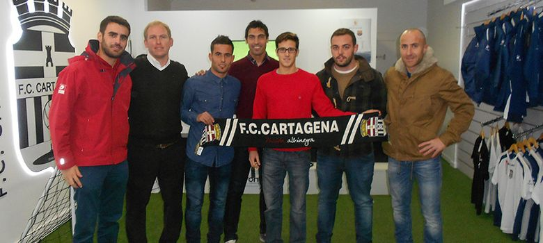 Foto: La afición ya calienta para la visita del club azulgrana.