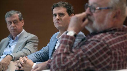 Rivera exhibe a Savater y Sosa Wagner en País Vasco para heredar los votos de UPYD