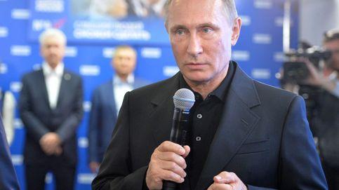 Putin vuelve a arrasar: la auténtica oposición no entra en el Parlamento