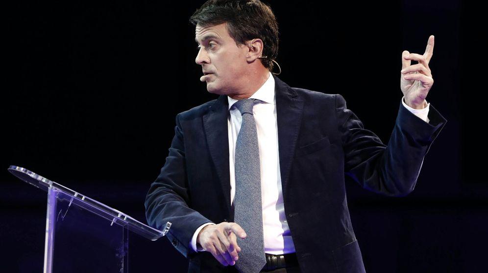 Foto: Manuel Valls. (EFE)