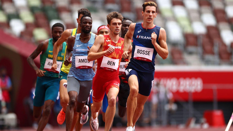 Adrián Ben fue el mejor de los tres españoles. (Reuters)