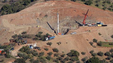 Última hora sobre Julen, el niño en el pozo de Málaga: los mineros podrían usar explosivos