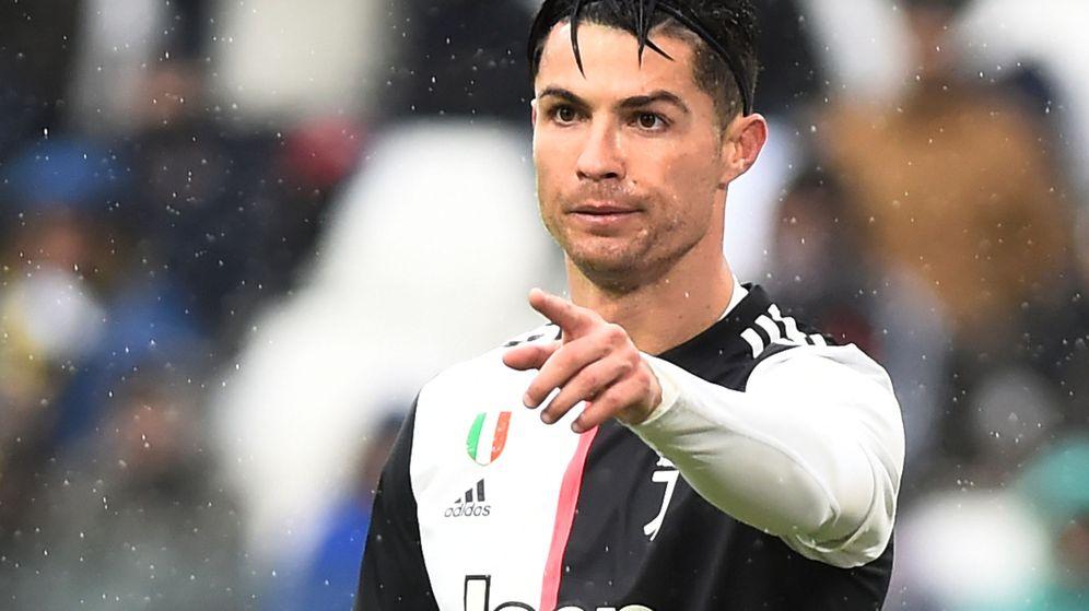 Foto: Cristiano Ronaldo, este pasado fin de semana, con la Juventus. (Reuters)