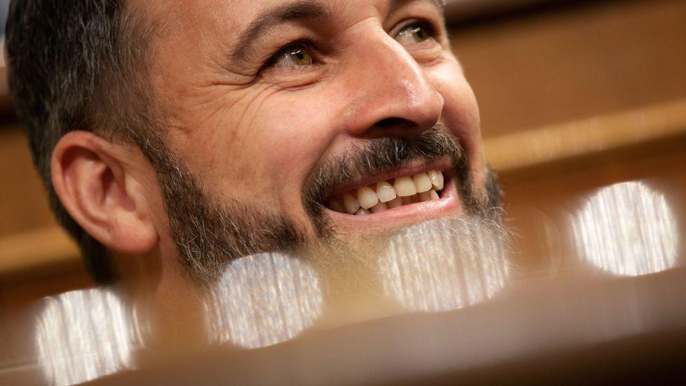 Un conciliador Abascal se muestra optimista ante las investiduras en Madrid y Murcia