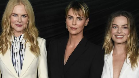 Nicole Kidman y Margot Robbie coinciden vestidas 'casi iguales'