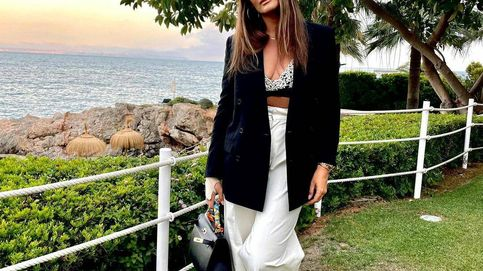 Vicky Martín Berrocal confirma que un vestido negro también triunfa en verano