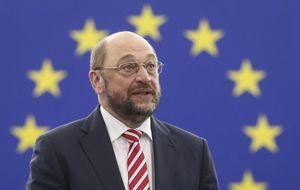 Martin Schulz, reelegido como presidente del Parlamento Europeo