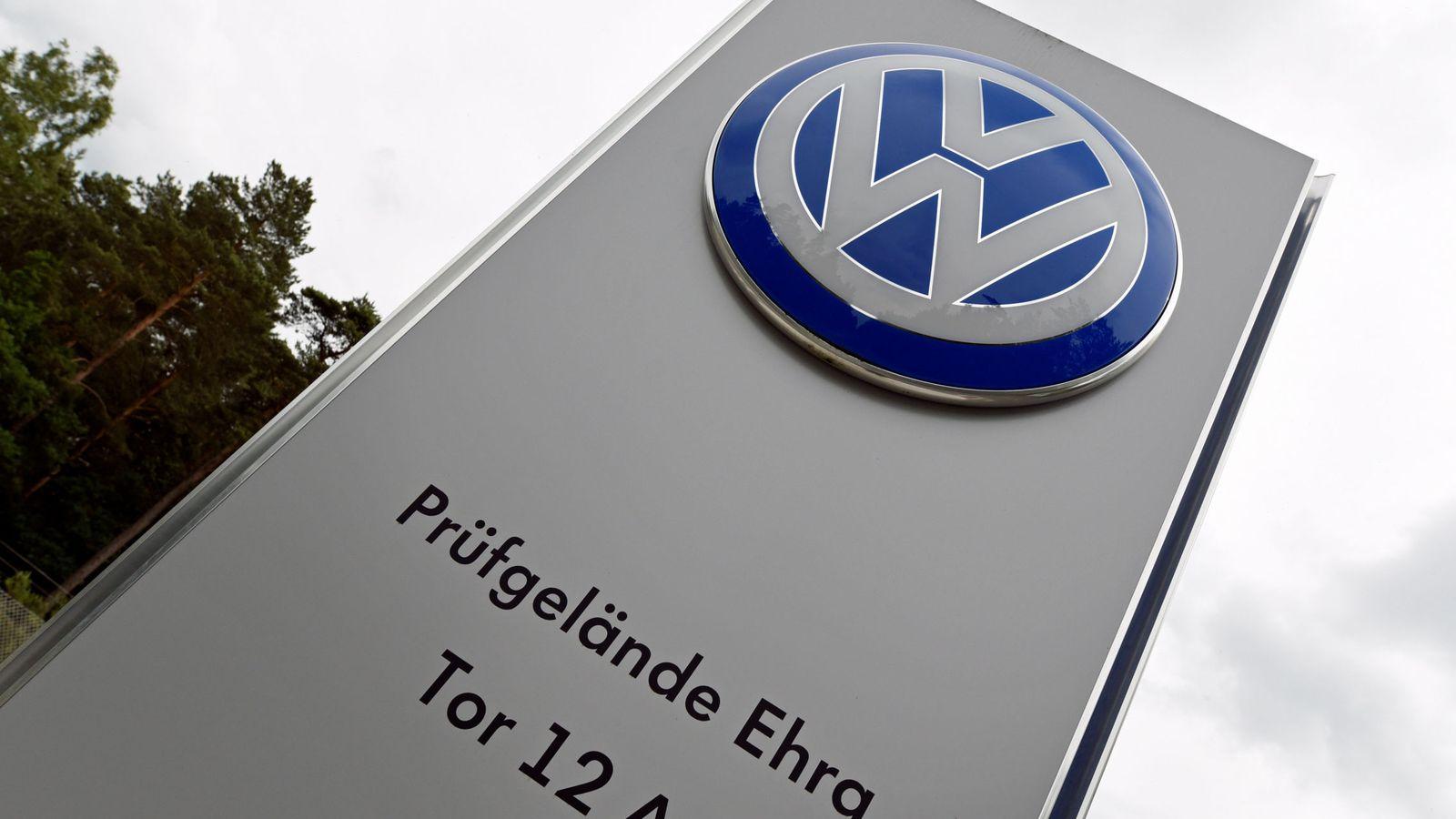 Foto: La sede de Volkswagen en Alemania. (Reuters)