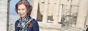 La Reina Sofía y Corinna coincidieron en una isla griega el pasado verano
