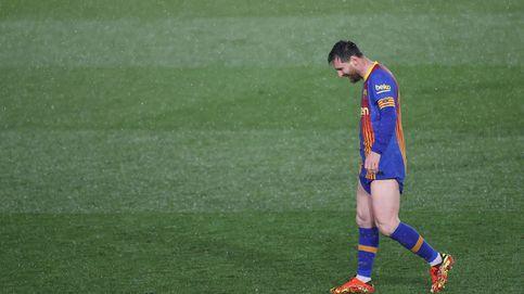 Ni la lona de Laporta ni la culpa para el árbitro: el Barça perdió porque va justito