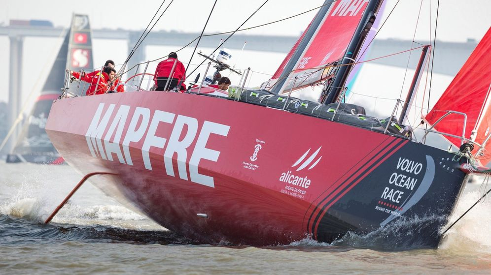 Foto: Logotipo de Mapfre