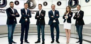 Post de Sin F1 pero con Champions, Antena 3 logra reponerse a Fernando Alonso