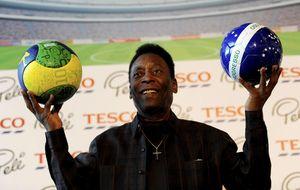 Pelé anuncia que sólo está en la UCI por motivos de privacidad